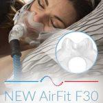 f30 mask for sleep apnea machine